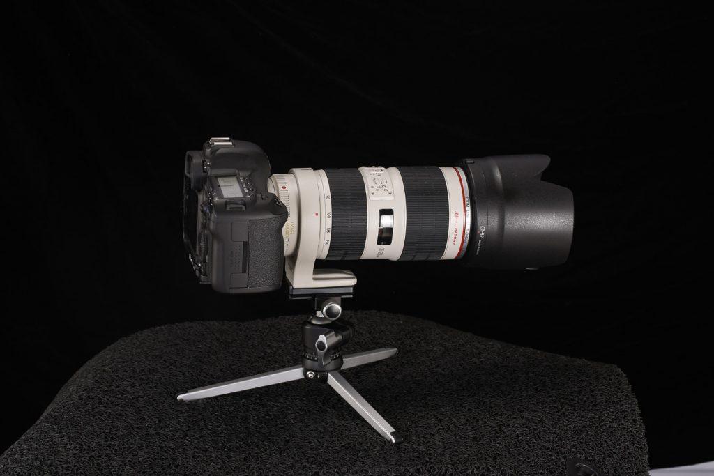 Leofoto Ministatief MT-01 met Ballhead LH-025