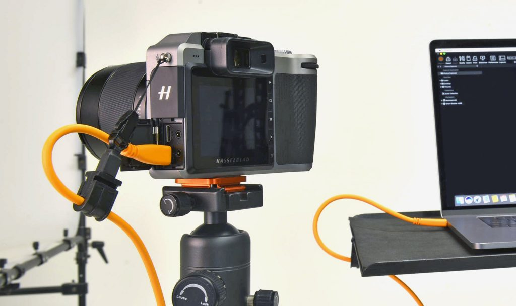 Altijd handig: USB-C kabels en filterset