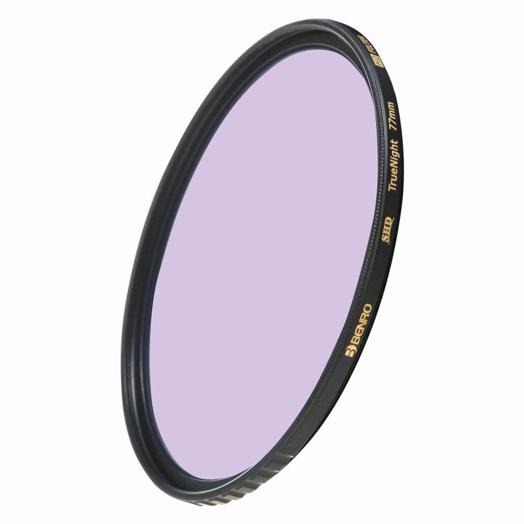 Benro Master TrueNight: filter voor nachtfotografie
