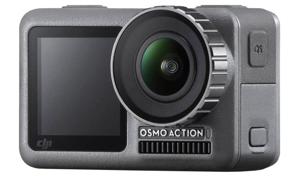 DJI Osmo Action: volg de actie